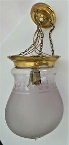 Lantern From Old Waldorf Astoria Hotel E F Caldwell & Co Jan. 1932