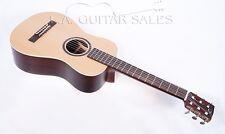 New Journey JC520 Junior Classical Cedar/Rosewood Travel Guitar  LA Guitar Sales