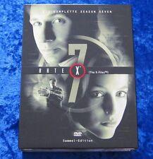Akte X Die komplette siebte Season Sammel-Edition, DVD Box Staffel 7, Digipack