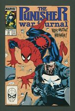 Punisher War Journal #15  / 9.8 NM-MT /  February 1990