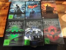 Dvd Batman Sammlung 6 Filme top Zustand