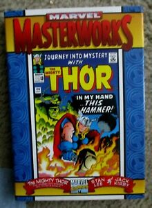 MARVEL MASTERWORKS PRESENTS THE MIGHTY THOR