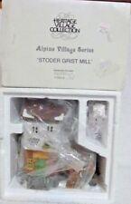 Dept 56 Alpine Village Stider Grist Mill - 59536
