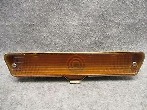 1973 AMC Ambassador Coupe LH Front Bumper Marker Light Lamp 3614643 OEM 27700