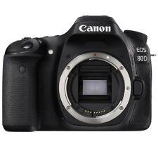 Canon EOS 80D Gehäuse DSLR Kamera (Kit-Box) - Neu