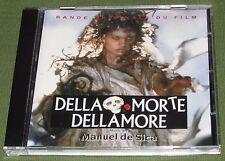 DELLAMORTE DELLAMORE Manuel De Sica ORIG 1st 1995 TERRIFIK FALCHI COVER  OST