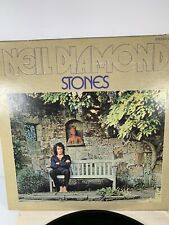 Vintage Neil Diamond Stones Vinyl Record