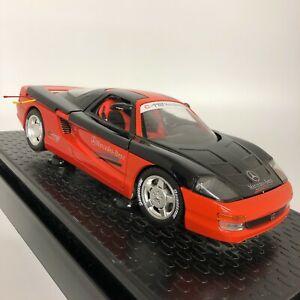 Guiloy Concept Car Mercedes Benz C-112 Die Cast Scale 1/18 Orange 48040 CP