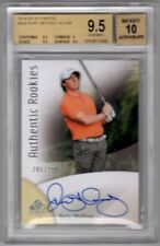 RORY MCILROY 2014 SP AUTHENTIC GOLF ROOKIE AUTOGRAPH RC AUTO /299 BGS 9.5 GEM 10