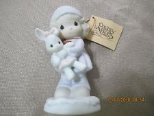 1991 Precious Moments figurine Good Friends Are For Always 534123