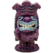 Hawaiian Souvenir ~ PURPLE IMUA TIKI POLY KITCHEN CABINET MAGNET #40474 (QTY 2)