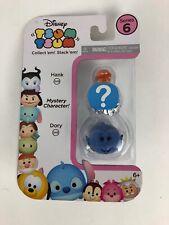 Disney Tsum Tsum Series 6 Hank & Dory 1-Inch Minifigure 3-Pack #549 & 545 + ???