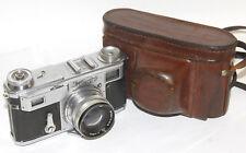 Kiev-2 RARE Soviet rangefinder camera last type #560055 with lens  Jupiter-8