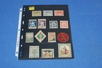 Exposition Poster Stamps European 1880 - 1900  26 different  BlueLakeStamps Nice