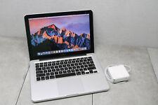 """Apple MacBook Pro A1278 13.3"""" Mid 2012 2.9GHz i7 8GB Ram 750GB HDD MD102LL/A 13"""""""