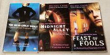 Lot of 3 THE MORGANVILLE VAMPIRES Series Books RACHEL CAINER 2 3 4 Paperback EUC