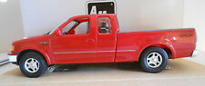 1997 AMT Ertl Ford F-150 Styleside Truck Bright Red New in Box 6848EO