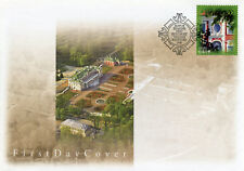 Estonia 2018 FDC Kadriorg Palace & Park 1v Set Cover Trees Architecture Stamps