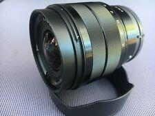 Sony SEL E 10-18mm f/4 OSS Super-Weitwinkel-Zoomobjektiv - Schwarz (SEL1018)