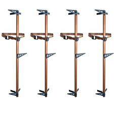 Lone Wolf Treestands Climbing Stick 4 Piece, Pivoting Bracket, Quiet, Mobile ...