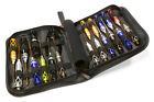 RC Car C26092 Metric 23pcs Competition Tool Set w/Carrying Bag for 1/10 Off-Road