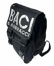 Backpack Kisses and Hugs Black Silver Separable by Cartorama Offer Discount 50%