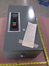 ALLEN BRADLEY 509-DAD-1 Motor Starter, NEMA Size 3, 50HP Max, 90A, 3 Phase