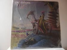 ELOY - TIME TO TURN - HEAVY METAL WORLD WIDE-HMI LP 2- VERY, VERY RARE IN CLEAR