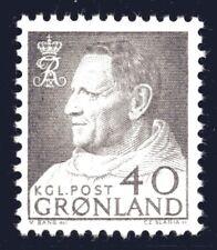 Greenland 1964 40 Ore King Frederik IX Mint Unhinged