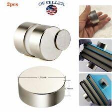 2pcs 40mm20mm Round N52 Large Neodymium Rare Earth Magnet Big Super Strong Huge