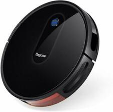"Bagotte BG600 Robot Vacuum Cleaner, 2.7"" Slim & Quiet, Smart Self-Charging"