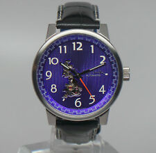 Paul Smith LIMITED EDITION AUTOMATIC GREAT BRITAIN PURPLE DRESS WATCH