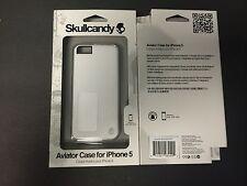 SKULLCANDY AVIATOR IPHONE 5/5S WHITE CASE SKDY4000-WHITE