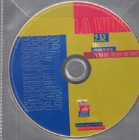 LOS FABULOSOS CADILLACS LA VIDA CD Single VICENTICO