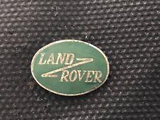 pins pin ENAMEL CAR 4X4 LAND ROVER RANGE LOGO DOS LISSE