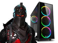 GAMER PC AMD RYZEN 7 2700 8x 4,1GHz SSD 8GB RAM GAMING WINDOWS 10 GTX 1060