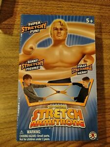 STRETCH ARMSTRONG FIGURE -  THE ORIGINAL STRETCH ARMSTRONG NEW! HASBRO