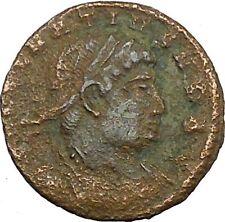Dalmatius Roman Caesar 335AD Very rare Ancient Roman Coin Legions  i34294