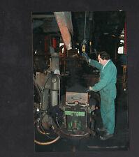 FRETEVAL 41 : FONDERIE / MACHINISTE-MOULAGE au travail en 1995