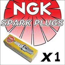 1 x NGK Spark Plug BKR6E 6962 RENAULT MEGANE & SCENIC 1.4. 1.6 1999-2003
