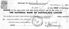 National Bank Exchange Note