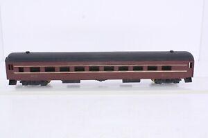 Metal Wood HO Scale Pennsylvania Railroad Built Craftsman Kit Passenger Coach