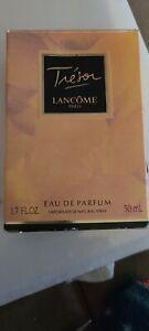 Tresor Eau De Perfum By Lancome 1.7 Oz New