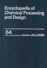 Encyclopedia of Chemical Processing and Design: Volume 64 - Waste: Hazardous: Ma