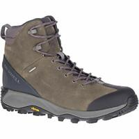 Merrell Mens Thermo Glacier Mid WP Hiking Boot, Merrell Grey, Size 8.5 bWsY