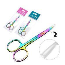 Eyelash Makeup Tools Cutter Eyebrow Trimmer Hair Remover Scissors
