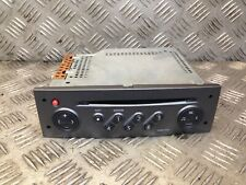 Renault SCENIC 2004 5dr stereo / cd player 8200300859-B