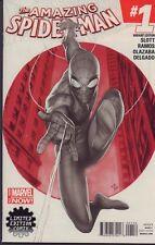 AMAZING SPIDER-MAN VOL.3 #1 LIMITED EDITION COMIX ADI GRANOV SKETCH VARIANT NM