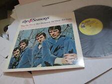 The 4 Seasons SING BIG HITS BY BURT BACHARACH HAL DAVID BOB DYLAN Rhino LP NM