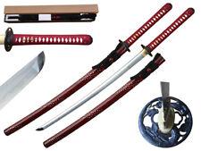 "NEW 41"" RYUJIN T10 Japanese Samurai Sword No Bohi w Real Hamon Ninja Katana"